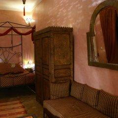 Отель Riad Lapis-lazuli Марракеш комната для гостей фото 2