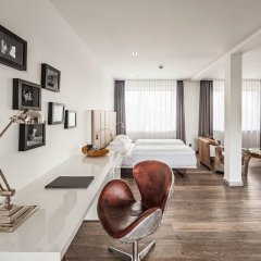 Отель BURNS fair & more комната для гостей фото 4