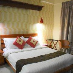 Отель Batuta Maldives Surf View Guest House Мале комната для гостей фото 2