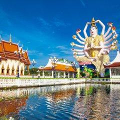Отель M Place House Таиланд, Самуи - отзывы, цены и фото номеров - забронировать отель M Place House онлайн приотельная территория