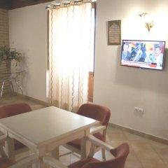 Отель Abadia Suites питание фото 2