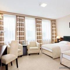 Отель Qubus Hotel Gdańsk Польша, Гданьск - 3 отзыва об отеле, цены и фото номеров - забронировать отель Qubus Hotel Gdańsk онлайн комната для гостей фото 4