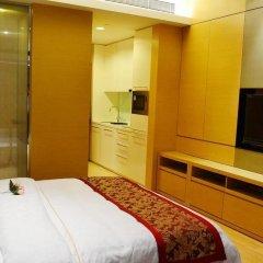 Отель Yishang Baoli Shimao International Apartment Китай, Гуанчжоу - отзывы, цены и фото номеров - забронировать отель Yishang Baoli Shimao International Apartment онлайн удобства в номере фото 2