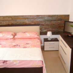 Апартаменты Apartment With 2 Bedrooms in Gagliano del Capo, With Furnished Terrace Гальяно дель Капо удобства в номере