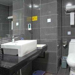 Отель CANAAN Сиань ванная
