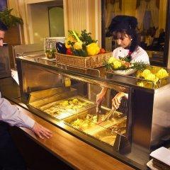 Отель Jesenius Чехия, Франтишкови-Лазне - отзывы, цены и фото номеров - забронировать отель Jesenius онлайн интерьер отеля