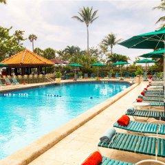 Lexington Hotel - Miami Beach бассейн
