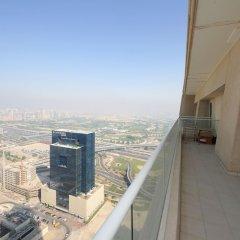 Отель Piks Key - Dubai Marina Heights балкон