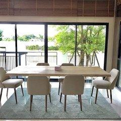 Отель Villa Ozone Pattaya питание фото 2