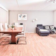 Апартаменты Fredrik's Apartment in Oslo Centre комната для гостей фото 2