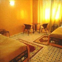 Отель Marmar Марокко, Уарзазат - отзывы, цены и фото номеров - забронировать отель Marmar онлайн комната для гостей фото 4