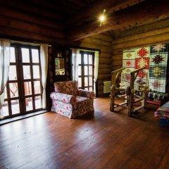 Гостевой дом Бобровая Долина удобства в номере фото 2