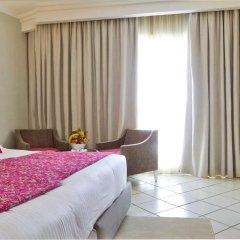 Отель El Mouradi Palm Marina Тунис, Сусс - отзывы, цены и фото номеров - забронировать отель El Mouradi Palm Marina онлайн комната для гостей фото 4