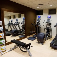 Отель Hilton Garden Inn Krakow Краков фитнесс-зал фото 2