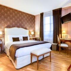 Отель Eiffel Trocadéro комната для гостей