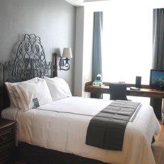 Отель Zocalo Central Mexico City Мексика, Мехико - отзывы, цены и фото номеров - забронировать отель Zocalo Central Mexico City онлайн комната для гостей фото 4