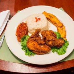 Отель Sweet Dreams Hotel Нигерия, Калабар - отзывы, цены и фото номеров - забронировать отель Sweet Dreams Hotel онлайн питание фото 2