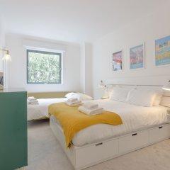 Отель Central London 1 Bedroom Flat With Spa Access Великобритания, Лондон - отзывы, цены и фото номеров - забронировать отель Central London 1 Bedroom Flat With Spa Access онлайн комната для гостей