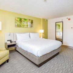 Отель Hilton Garden Inn Orange Beach сейф в номере