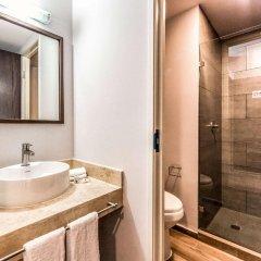 Отель Sleep Inn Ciudad de México Мехико ванная