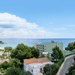 Azuline Hotel Palmanova Garden пляж
