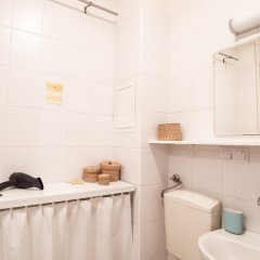 Отель Riverside Comfort Studio Польша, Варшава - отзывы, цены и фото номеров - забронировать отель Riverside Comfort Studio онлайн ванная фото 2