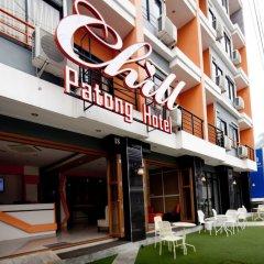 Chill Patong Hotel вид на фасад фото 2