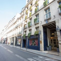 Отель Hôtel DAubusson