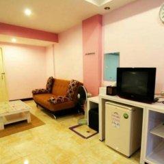 Отель Baan Rachawadee at Koh Lan удобства в номере