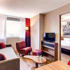 Отель Aparthotel Adagio Frankfurt City Messe комната для гостей фото 3