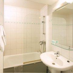 Отель Hellsten Helsinki Parliament ванная