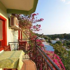 Patara Delfin Hotel Турция, Патара - отзывы, цены и фото номеров - забронировать отель Patara Delfin Hotel онлайн балкон