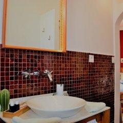 Отель Dar Korsan Марокко, Рабат - отзывы, цены и фото номеров - забронировать отель Dar Korsan онлайн ванная фото 2
