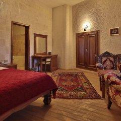 Vezir Cave Suites Турция, Гёреме - 1 отзыв об отеле, цены и фото номеров - забронировать отель Vezir Cave Suites онлайн комната для гостей фото 3