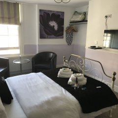Отель Kempfield House Hotel Великобритания, Кемптаун - отзывы, цены и фото номеров - забронировать отель Kempfield House Hotel онлайн интерьер отеля фото 2