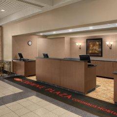 Crowne Plaza Hotel Columbus North Колумбус интерьер отеля фото 3
