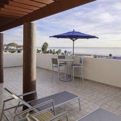 Отель Jw Marriott Santa Monica Le Merigot Санта-Моника бассейн фото 3