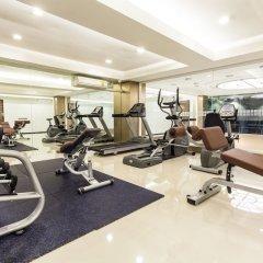 Cubic Bed Pratunam - Hostel Бангкок фитнесс-зал