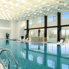 Отель Holiday Inn Resort Beijing Yanqing бассейн фото 2