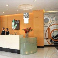 Отель Jinjiang Inn Style Dongguan Humen Huanghe Fashion City интерьер отеля