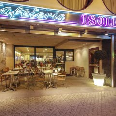 Hotel Isolino Эль-Грове гостиничный бар