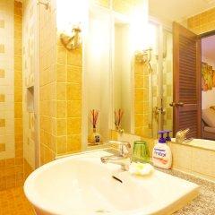 Отель Serena Sathorn Suites ванная