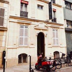 Отель Hôtel Hector Париж городской автобус