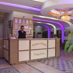 Balkan Hotel Турция, Эдирне - отзывы, цены и фото номеров - забронировать отель Balkan Hotel онлайн интерьер отеля фото 2