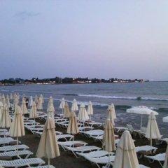Hera Beach Hotel Турция, Сиде - отзывы, цены и фото номеров - забронировать отель Hera Beach Hotel онлайн пляж