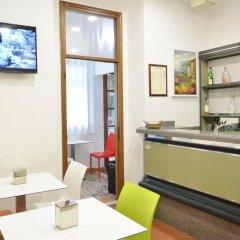 Hotel Trentina Милан гостиничный бар