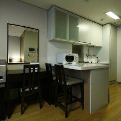 Отель Vabien Suites II Serviced Residence Сеул удобства в номере