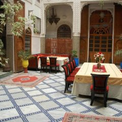 Отель Riad Dar Dmana Марокко, Фес - отзывы, цены и фото номеров - забронировать отель Riad Dar Dmana онлайн питание фото 3