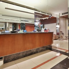 Best Western Hotel City интерьер отеля