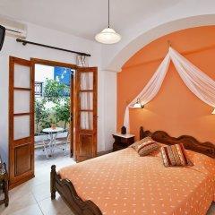 Отель Pension Petros Греция, Остров Санторини - отзывы, цены и фото номеров - забронировать отель Pension Petros онлайн комната для гостей фото 4